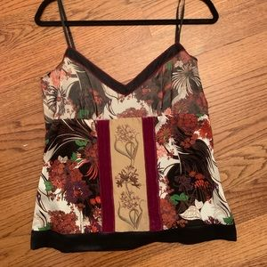 BRAND NEW quilted tank top